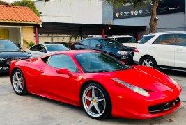 En venta carro Ferrari 458 2014 en excelente estado