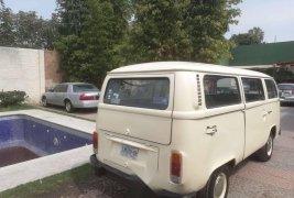 Quiero vender un Volkswagen Combi usado