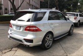 Vendo un carro Mercedes-Benz Clase M 2013 excelente, llámama para verlo