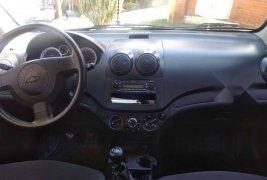 Carro Chevrolet Aveo 2017 en buen estadode único propietario en excelente estado