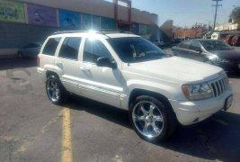Se vende urgemente Jeep Grand Cherokee 1999 Automático en Apodaca