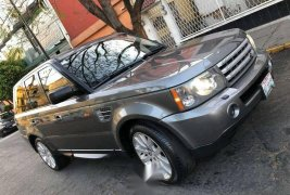 Land Rover Range Rover Sport usado en Gustavo A. Madero