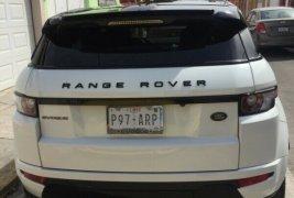 Quiero vender un Land Rover Range Rover Evoque usado