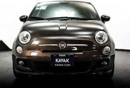 Vendo un carro Fiat 500 2014 excelente, llámama para verlo