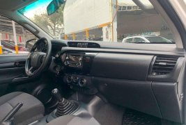 Toyota Hilux 2018 en Gustavo A. Madero