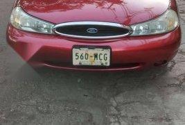 Quiero vender inmediatamente mi auto Ford Contour 2000