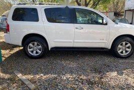 Nissan Armada impecable en Tlaquepaque más barato imposible