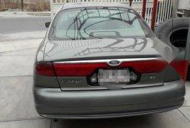 Quiero vender urgentemente mi auto Ford Contour 1999 muy bien estado