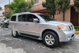 Nissan Armada impecable en Coyoacán más barato imposible