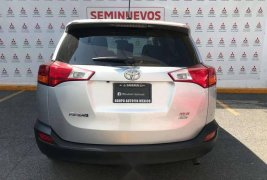 Toyota RAV4 impecable en Benito Juárez más barato imposible
