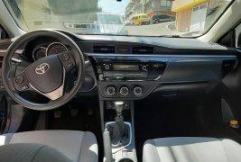 Quiero vender cuanto antes posible un Toyota Corolla 2015