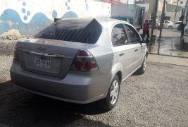 No te pierdas un excelente Chevrolet Aveo 2018 Manual en Guadalajara
