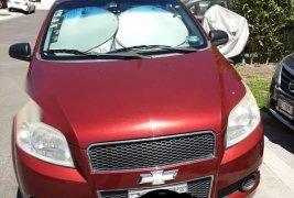 Tengo que vender mi querido Chevrolet Aveo 2012