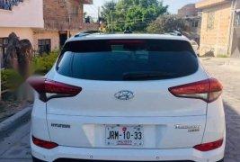 No te pierdas un excelente Hyundai Tucson 2017 Automático en Tonalá