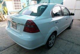 Llámame inmediatamente para poseer excelente un Chevrolet Aveo 2012 Automático