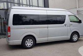 Toyota Hiace 15 pasajeros