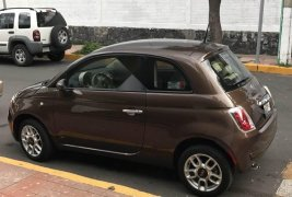 Fiat 500 en buenas condiciones