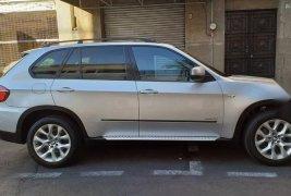 BMW X5 PLATA