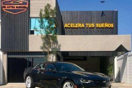 Chevrolet Camaro Rs 2017 Turbo Deportivo Coupé Aut