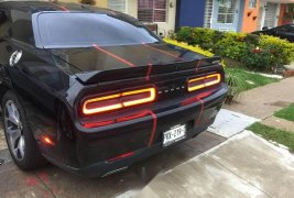 Challenger V6 Black Líne