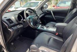 Toyota Higlander sport premium 2011 factura origin