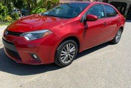 Toyota Corolla 2014 recién importado