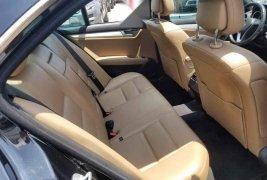 Mercedes-Benz Clase C 2013 4p C 200 CGI Sport a