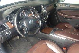 Mercedes-Benz Clase M 2014 5p ML 350 Sport V6/3.5