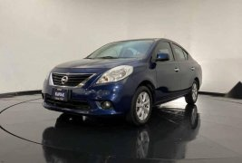 Nissan Versa 2014 Con Garantía Mt
