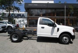 Ford F 350 2019 2p Chasis XL V8/6.2 Aut