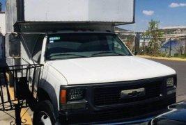 Chevrolet 3500 Heavy Duty - Rampa Hidráulica