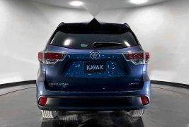 Toyota Highlander 2016 Con Garantía At