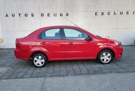 Chevrolet Aveo 2015 Rojo