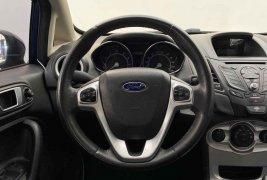 Ford Fiesta 2015 Con Garantía Mt