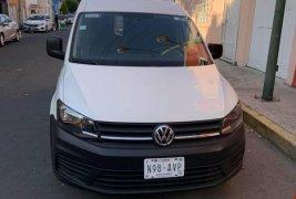Volkswagen Caddy MAXI 2017 único dueño 55 mil km inigualable