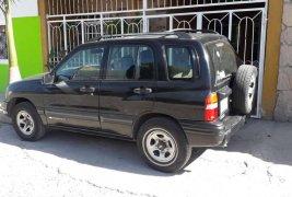 Chevrolet Tracker 2002 4 cil.aut.electr. quemac. Economica