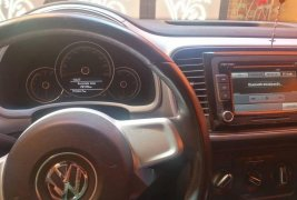 VW Beetle sport 2013