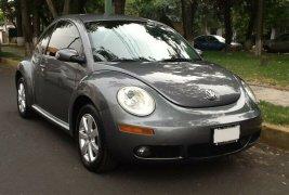 Volkswagen Beetle 2010 2.0 Tiptonic Piel Automatico Impecable Excelente