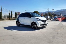 Smart Forfour 2017 1.0 Passion At