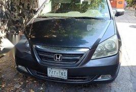 camioneta Honda Odyssey exl 2005