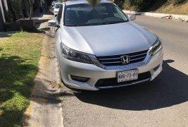 Honda Accord Navi 4 cil el más equipado recibiría