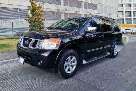 Nissan Armada 2013 5p Advance 4x2