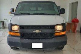 Chevrolet Express 2015 4.3 Passenger Van Paq D 8 Pas V6 Mt