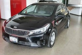 Kia FORTE SEDAN 2017 4 pts. L, TM6, A/AC., BA, R-1