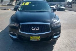 Infiniti QX60 2018 5p QX60 Perfection Plus V6/3.5