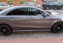 Mercedes-Benz Clase CLA 2013 4P CLA 250 CGI Sport