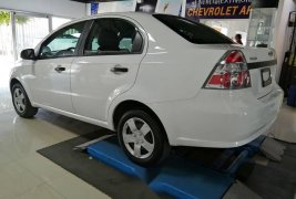 Chevrolet Aveo 2018 1.5 Ls At