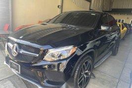 Mercedes-Benz Clase GLE 43 amg como nueva