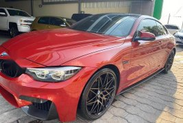 BMW Serie M M4 equipo copetition
