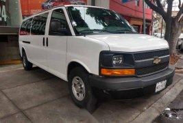 Chevrolet Express 2016 5p 6.0 Van C 15 Pas.